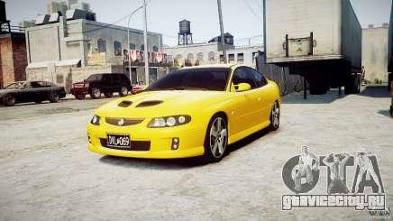 Holden Monaro для GTA 4