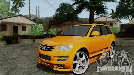 Volkswagen Touareg R50 Light для GTA San Andreas