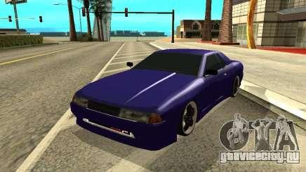 Elegy by W1nston4iK для GTA San Andreas