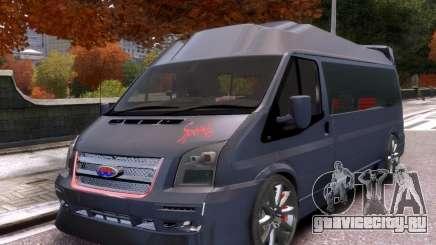 Ford Transit Sport Edition RV 2013 для GTA 4