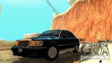 Mercedes-Benz 230E для GTA San Andreas