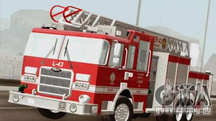 Pierce Arrow LAFD Ladder 43 для GTA San Andreas