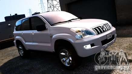 Toyota Land Cruiser Prado для GTA 4