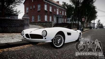 BMW 507 1959 для GTA 4