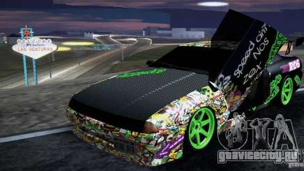 New Elegy DriftingStyleTeam для GTA San Andreas