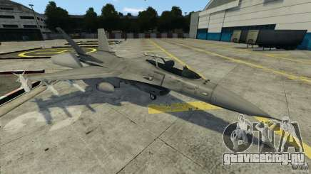 Fighterjet для GTA 4