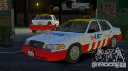Ford Crown Victoria for FlyUS Car для GTA 4