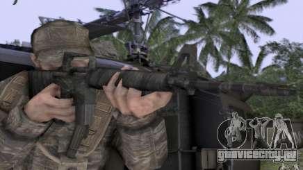 M16A1 Vietnam war для GTA San Andreas