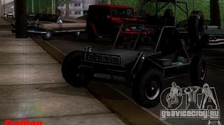 Desert Patrol Vehicle для GTA San Andreas