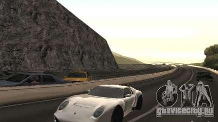 Lamborghini Miura LP670 для GTA San Andreas