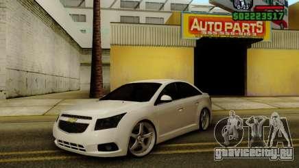 Chevrolet Cruze для GTA San Andreas