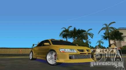 Mitsubishi Lancer Evo для GTA Vice City