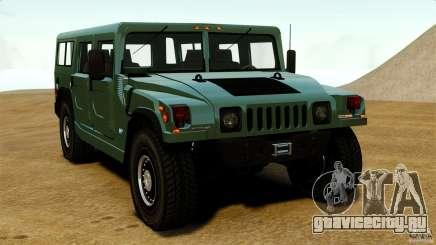 Hummer H1 Alpha для GTA 4