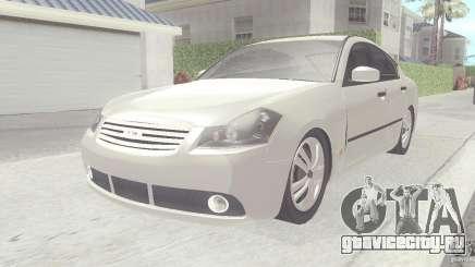 Infiniti M35 для GTA San Andreas