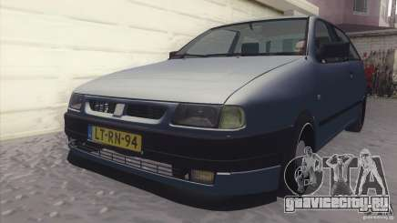 Seat Ibiza GLXI 1.4 1994 для GTA San Andreas
