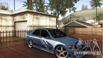 Lexus IS 300 Veilside для GTA San Andreas
