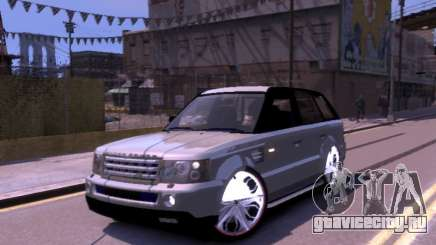 Range Rover DUB 2.0 для GTA 4