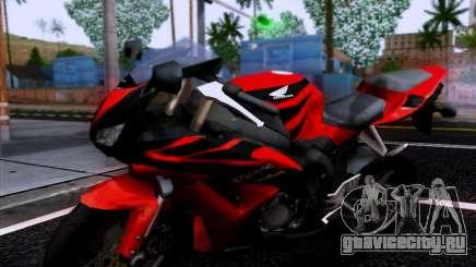 Honda CBR 600 RR для GTA San Andreas