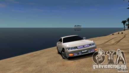 Toyota Chaser x90 для GTA 4