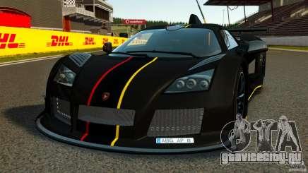 Gumpert Apollo Enraged 2012 для GTA 4