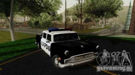 Cabbie Police LV для GTA San Andreas