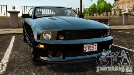 Saleen S281 Extreme Unmarked Police v1.5 для GTA 4