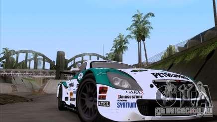Lexus Sc430 белый для GTA San Andreas
