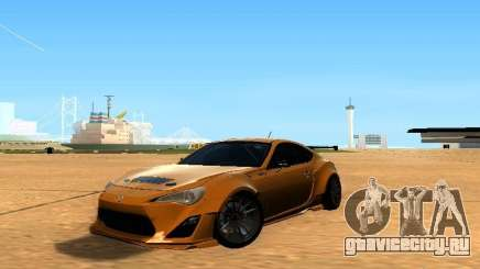 Toyota FT86 Rocket Bunny V2 для GTA San Andreas