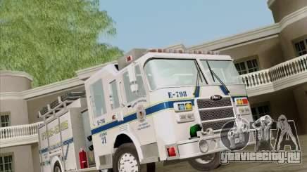 Pierce Pumpers. B.C.F.D. FIRE-EMS для GTA San Andreas