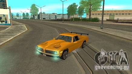 Stallion HD для GTA San Andreas