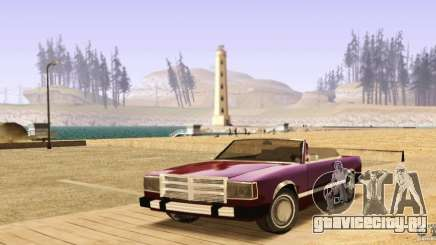 Feltzer HD v2 для GTA San Andreas