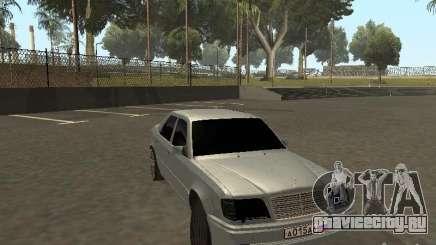 Mercedes-Benz E420 AMG для GTA San Andreas
