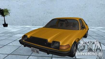AMC Pacer для GTA San Andreas
