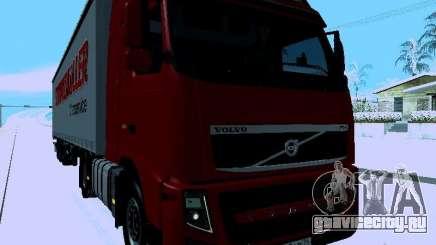 Volvo FH13 для GTA San Andreas