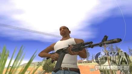 АК 101 для GTA San Andreas