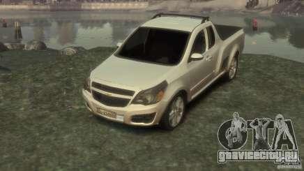 Chevrolet Montana Sport 2011 для GTA 4