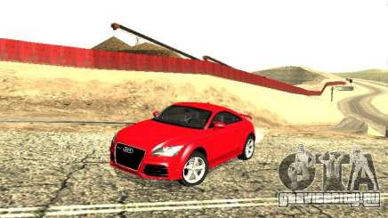 Audi TT-RS Coupe 2011 v.2.0 для GTA San Andreas