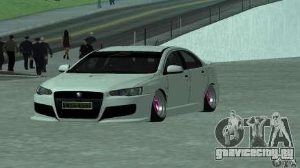 Proton Inspira Camber Edition для GTA San Andreas
