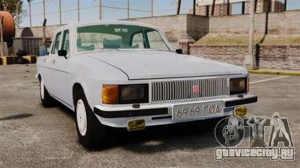 ГАЗ-3102 v2 для GTA 4
