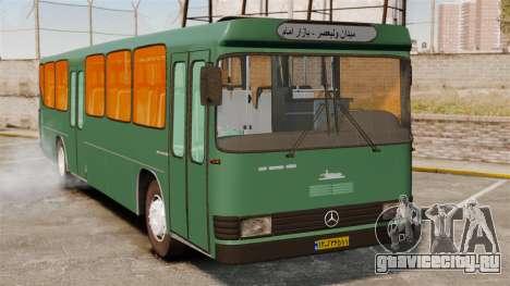 Mercedes-Benz O457 для GTA 4