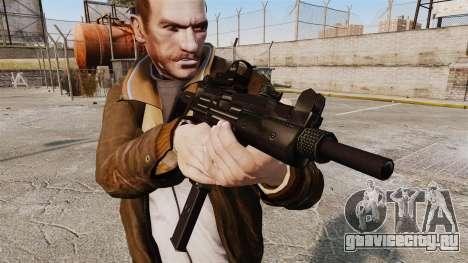 Тактическая узи v3 для GTA 4 третий скриншот