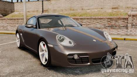 Porsche Cayman S для GTA 4
