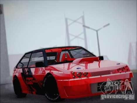 ВАЗ 21093 Devil для GTA San Andreas