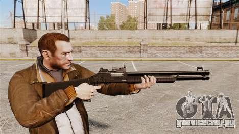 Тактический дробовик Fabarm SDASS Pro Forces v3 для GTA 4