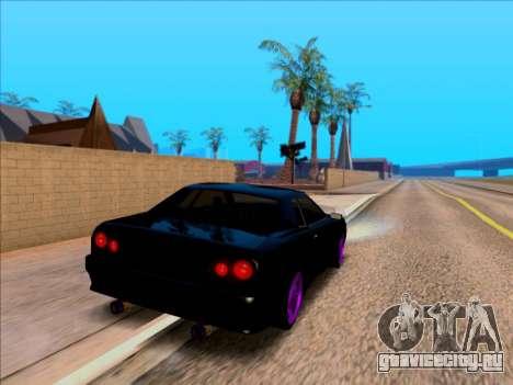 Elegy by Xtr.dor v1 для GTA San Andreas вид сзади слева
