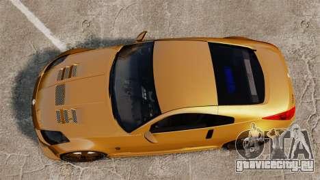 Nissan 350Z Tuning для GTA 4 вид справа