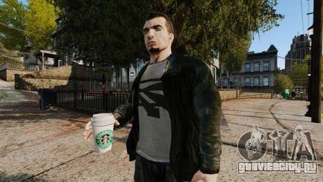 Новый стаканчик кофе для GTA 4 четвёртый скриншот
