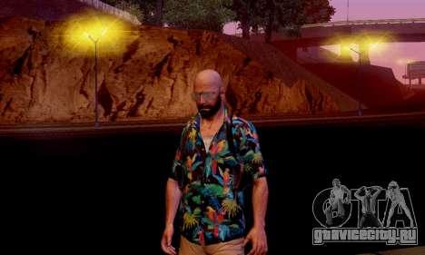 Max Payne 3 для GTA San Andreas