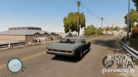 Спидометр AdamiX v4 для GTA 4 второй скриншот