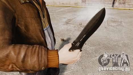 Тактический нож v2 для GTA 4 второй скриншот